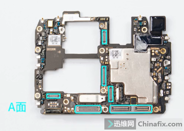 OPPO Find X3 PRO拆解 图11