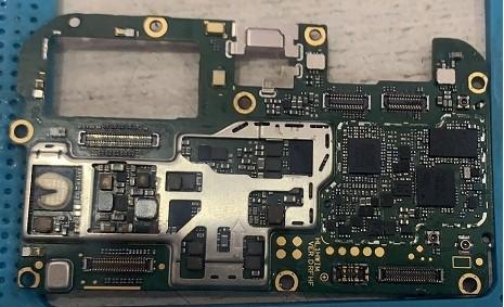 华为 Nova2S进水手机无铃声故障维修 图1