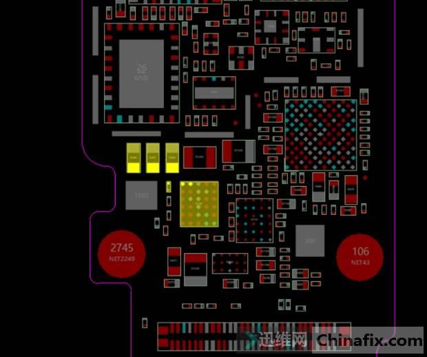 三星S7 Edge手机开不开机维修 图5