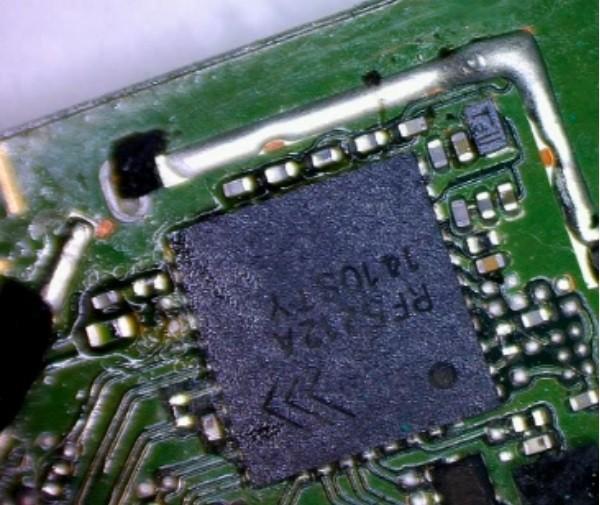 ViVO Y93打电话提示正在打开天线故障维修 图5