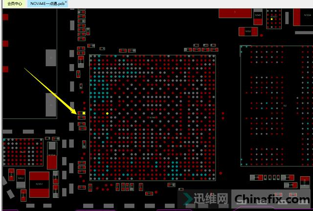 华为 Nova4e重摔不显示故障维修 图6