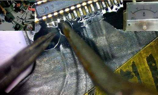华为P30进水摄像头不能用 无铃声故障维修 图5