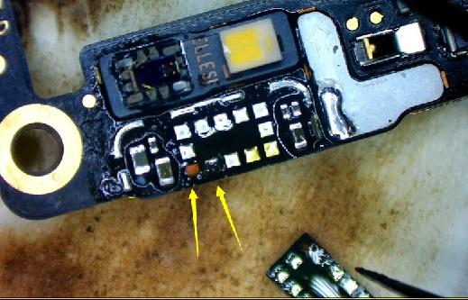 华为P30进水摄像头不能用 无铃声故障维修 图20