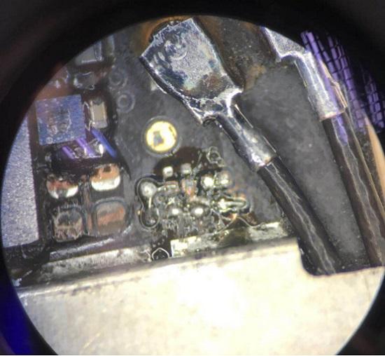 二修iPhone 6s手机照相机不能用故障维修 图6