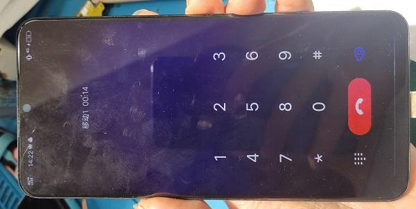 ViVO Y97手机进水无信号故障维修 图4