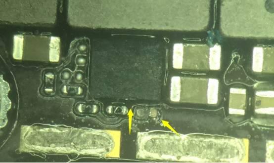 iPhone6 Plus手机开机不显示故障维修 图1