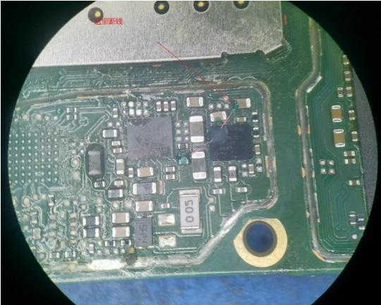 iQOO-U1手机无铃声故障维修 图3