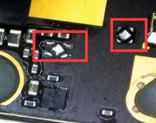 小米8青春版手机进水不能拍照故障维修 图1