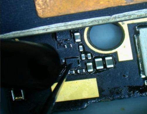 小米8青春版手机进水不能拍照故障维修 图14