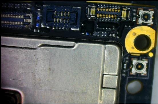 华为P40 Pro进水不照相无铃声故障维修 图3