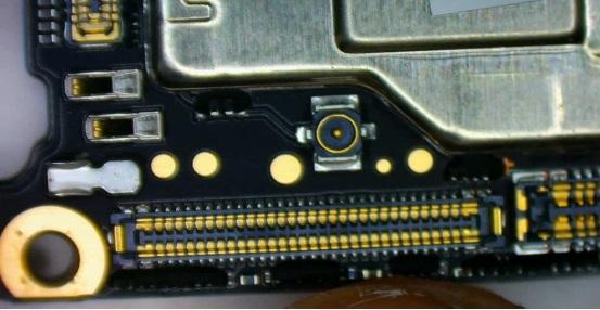 华为P40 Pro进水不照相无铃声故障维修 图6