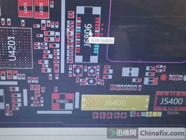 红米Note8 Pro开机有震动不显示维修 图2