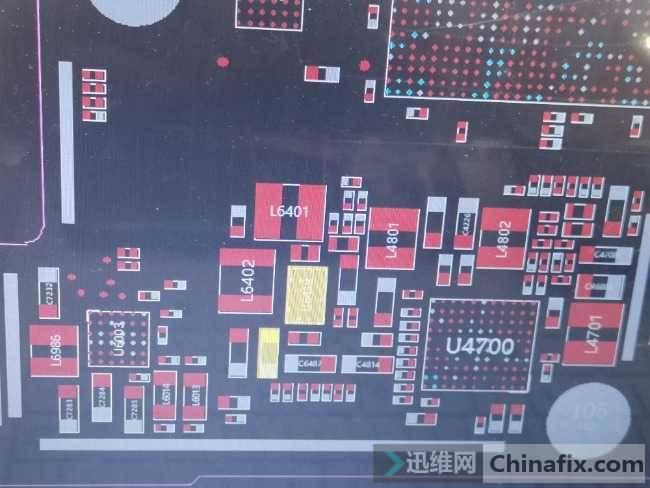 红米Note8 Pro开机有震动不显示维修 图3