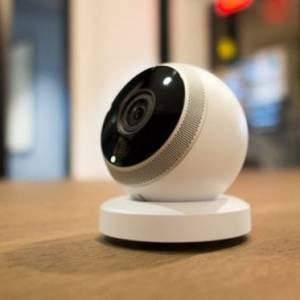 支持语音聊天的Circle摄像头
