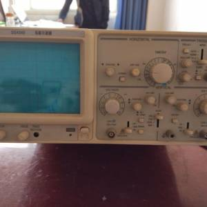 模拟双通道示波器拆解,看看里面的规划怎么样?