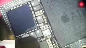 苹果iPhone x A11cpu拆解视频