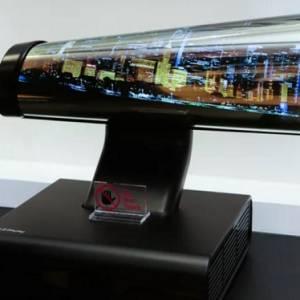 不看了就卷起来!LG发布65英寸UHD可卷曲电视