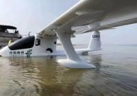 中国邮政无人机运载200公斤快递,场面震撼!EMS终于飞起来了!