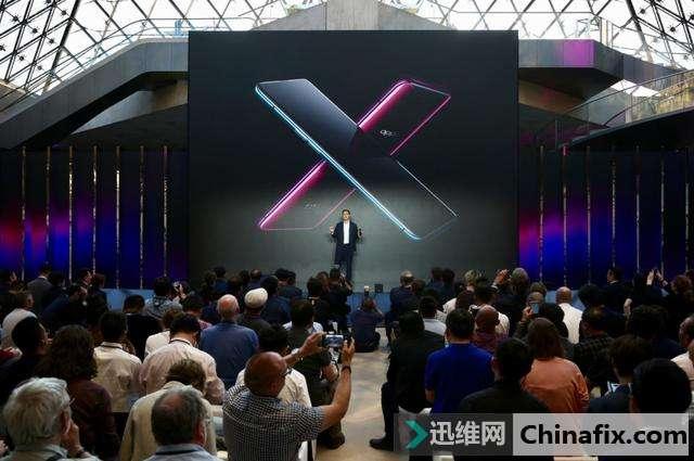 开创全新形态,OPPO Find X再次引领手机行业变革