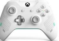 """微软推出配色清新的""""运动白""""XB1手柄"""