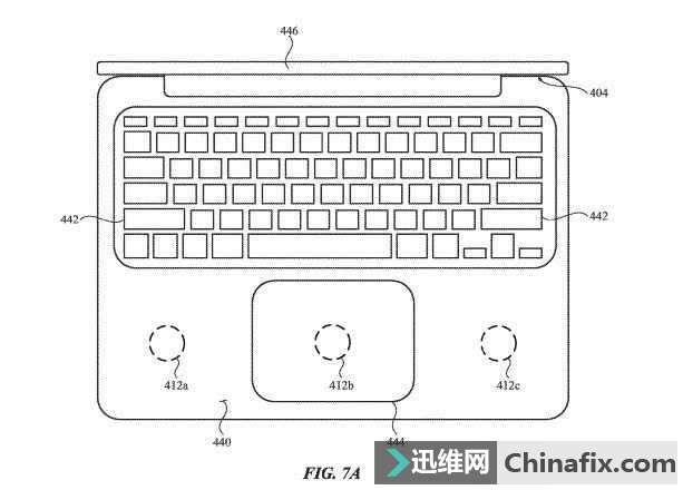 无线充电新思路 MacBook将会拥有无线充电模板
