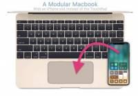 用户福音:MacBook未来可能会运用iPhone作为触摸屏