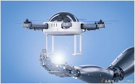 人工智能无人机,或将改变我们的未来生活?