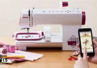 通过特定App就能自动刺绣的智能缝纫机适合中国家庭吗?