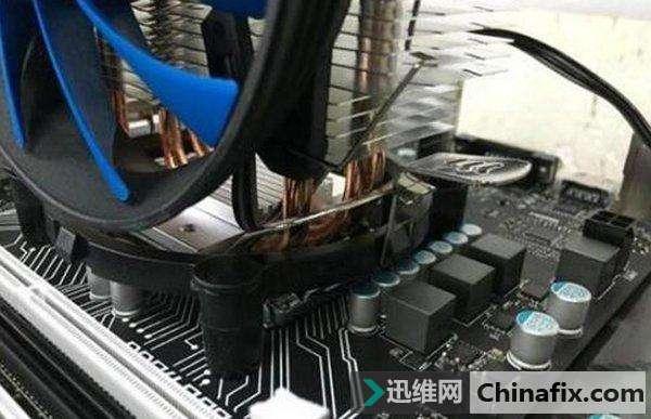 电脑关机后cpu风扇还在转怎么办?搞定电脑关机后cpu散热器还在转