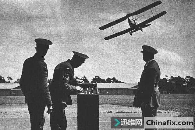 无人机发展史上的9个里程碑