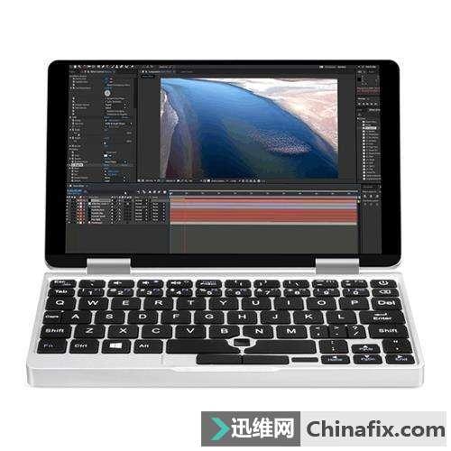 7英寸变形平板电脑One Mix 2 Yoga 2问世