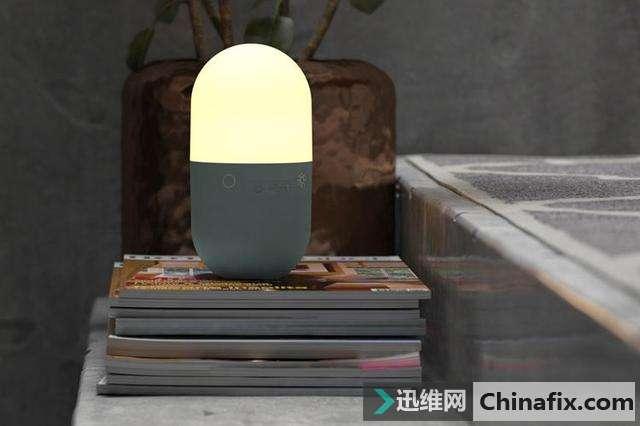 一盏便携小灯,也是移动电源|这个规划了不起