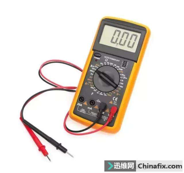 万用表测量电路通路、断路、短路方式