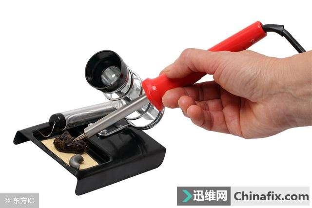 电烙铁的种类,你知道吗?这个常用工具,你懂得怎么正确运用么?