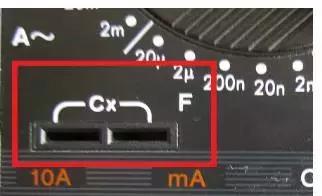 图解:数字万用表各种测量过程!