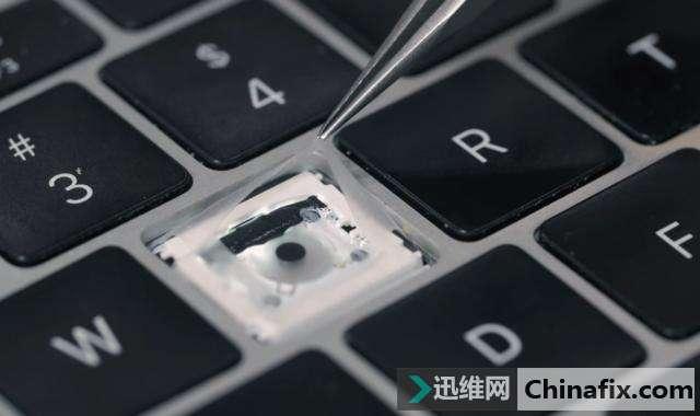 苹果蝶形键盘第二次出现问题,新款薄膜规划依旧存在缺陷