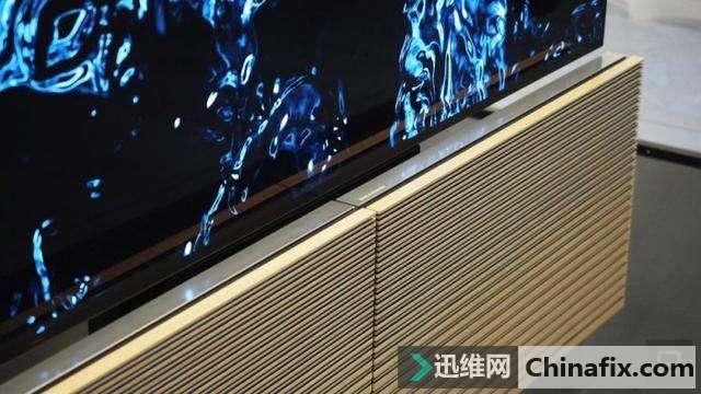 [视频]像蝴蝶一样展开:B&O推出77吋Beovision Harmony电视