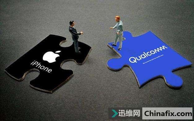 苹果5G基带芯片问题神逆转:只要合理收费愿与高通继续合作