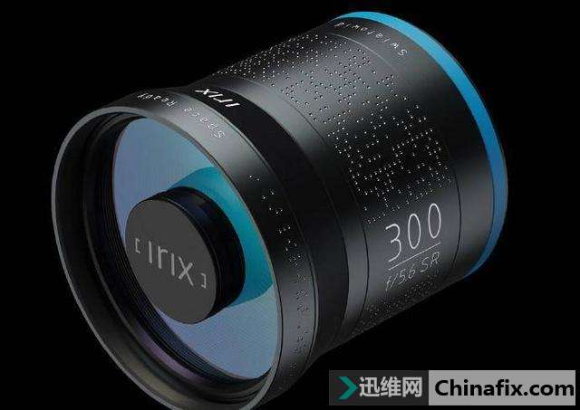 进军太空!Irix将推出300mm折返镜头,仅重300克