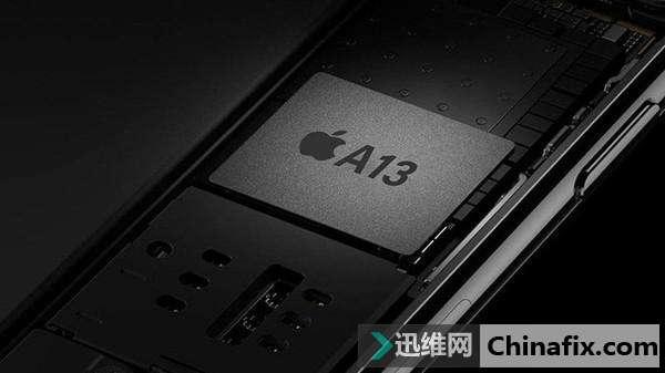 苹果A13芯片曝光 7核规划性能超笔电/AI性能成倍增长
