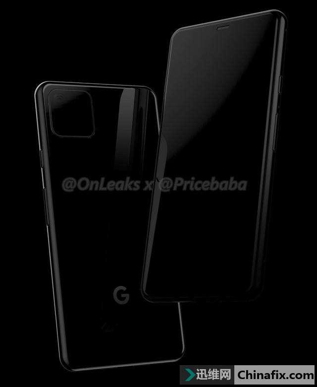 Google pixel 4 曝光:除了后置「浴霸」摄像头,还有手势操作