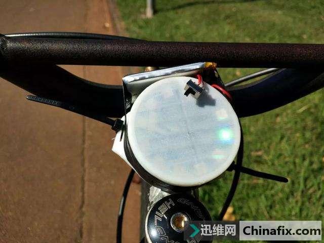 """电子奇趣 · 自行车上的""""车载导航"""""""