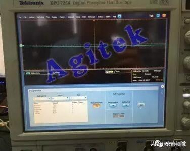 泰克示波器DPO7000系列常見問題以及處理方式匯總