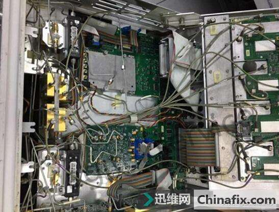 安捷倫網絡分析儀E8362C維修案例分享
