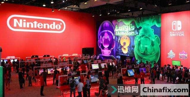 论自带电源的重要性,E3大展上任天堂闪耀至暗时刻