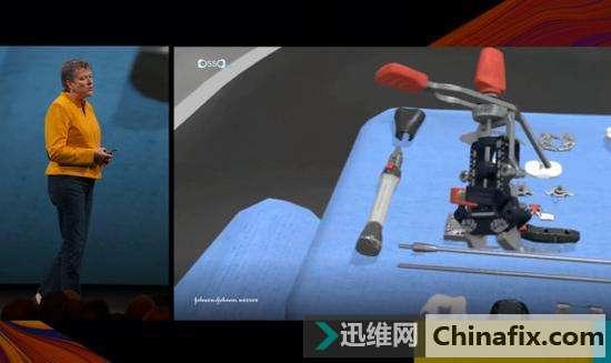 强生公司在OC6大会向全球外科医生推广VR培训技术