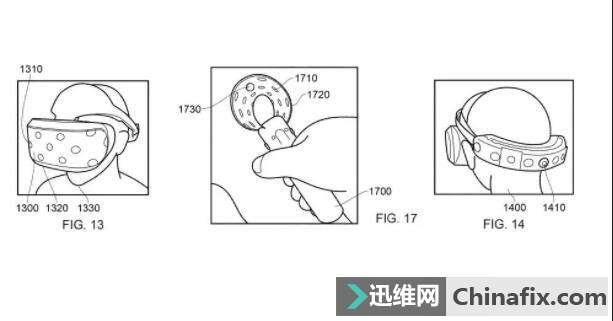 索尼新专利揭示了PSVR2设计与追踪技术