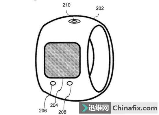 """新专利显示:苹果或将研发可穿戴设备""""智能戒指"""""""