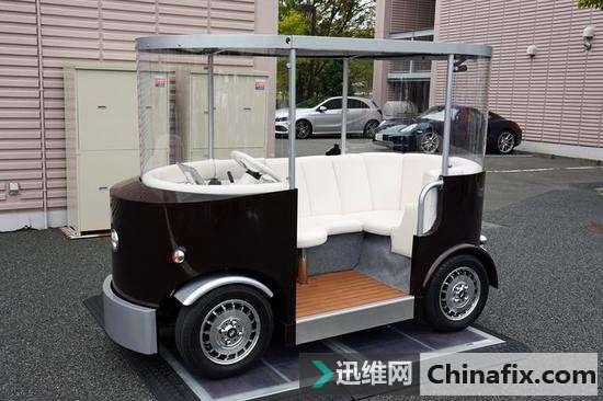 可以使用VR进行远程控制的车辆将亮相第46届东京车展