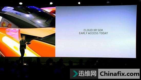 NVIDIA宣布推出可通过5G传输云渲染AR/VR内容的CloudXR平台